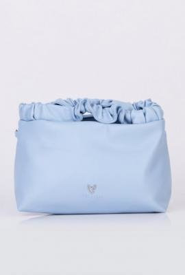 Mała torebka na miękkim łańcuszku