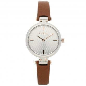 Zegarek FURLA - New Pin WW00018-VIT000-03B00-1-003-20-CN-W Cognac h