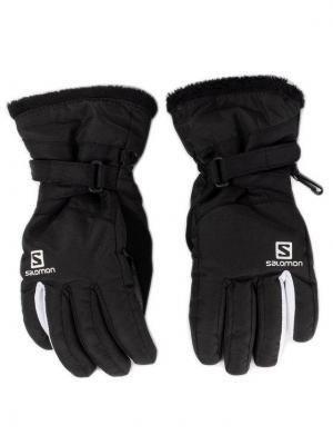 Salomon Rękawice narciarskie Insulated Gloves Gants L40424200 Czarny