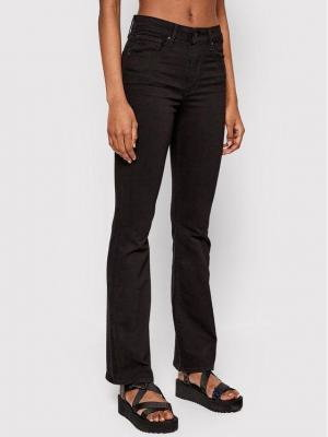 Levi's® Jeansy 725™ High-Rise Bootcut 18759-0032 Czarny Regular Fit