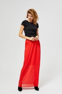 Spódnica maxi plisowana