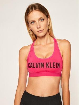 Calvin Klein Performance Biustonosz top Low Impact Sports 00GWS0K137 Różowy