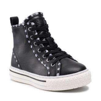 Sneakersy GUESS - Paije FL7PJE ELE12 BLKWH