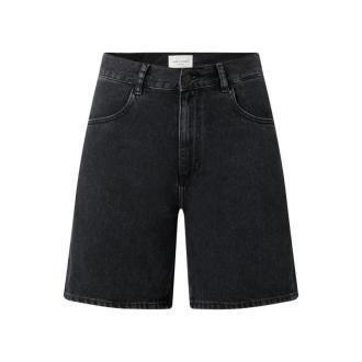 Szorty jeansowe z bawełny ekologicznej model 'Freymaa'