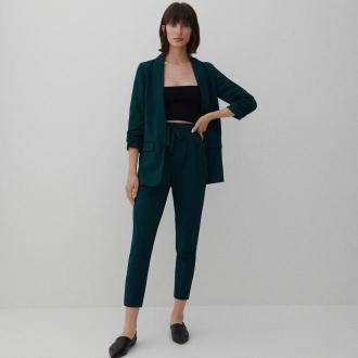 Reserved - Eleganckie spodnie - Khaki