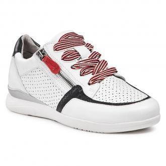 Sneakersy JANA - 8-23751-26 White/Navy 188