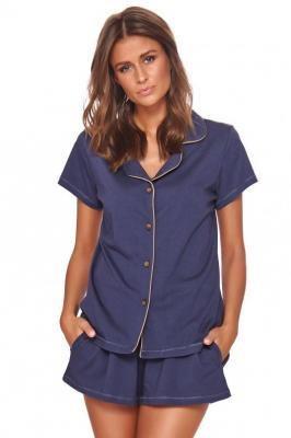 Dn-nightwear PM.4122 Nocna piżama, cosmos