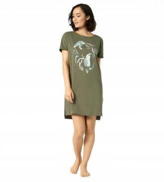 Triumph Nightdresses Bawełniana koszula nocna 38