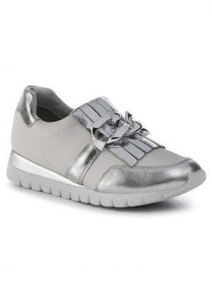 Caprice Sneakersy 9-24700-24 Biały