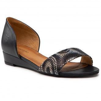 Sandały MACIEJKA - 01971-60/00-5 Granat/Mozaika