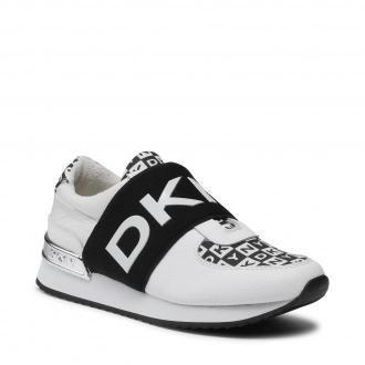 Sneakersy DKNY - Marli K2173122 Wht/Black WHB