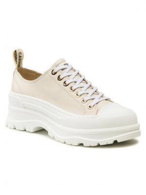 Carinii Sneakersy B7280 Beżowy