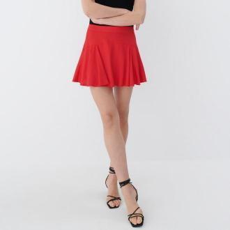 Mohito - Spódnico-spodenki - Czerwony
