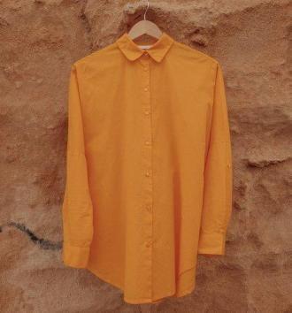 Długa koszula oversize