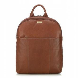 Wittchen Męski plecak na laptopa skórzany