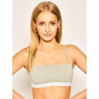 Calvin Klein Underwear Komplet 2 biustonoszy topów 000QF6040E Szary