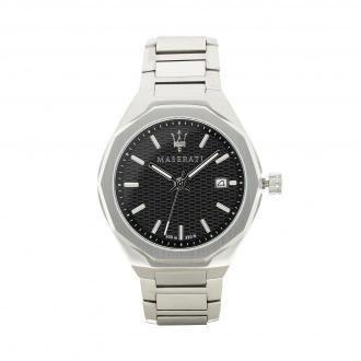 Zegarek MASERATI - Stile R8853142003 Silver/Black