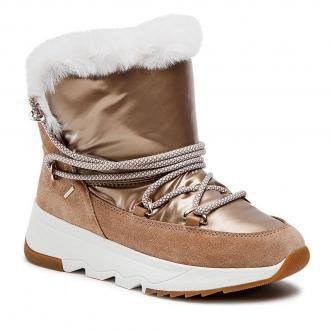 Śniegowce GEOX - D Falena B Abx C D16HXC 022FU C6777  Tabacco