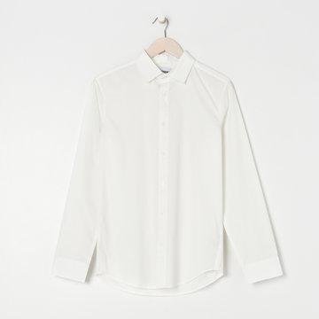 Sinsay - Koszula slim fit - Biały