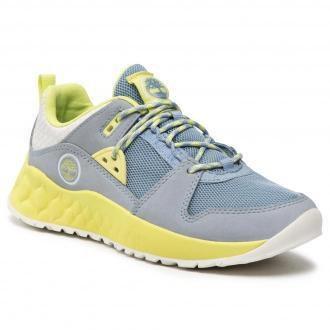Sneakersy TIMBERLAND - Solar Wave Low TB0A2BTCG29 Medium Blue Nubuck