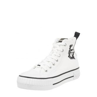 Sneakersy wysokie z płótna model 'Kampus Max'