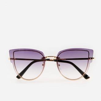 Reserved - Okulary przeciwsłoneczne - Fioletowy