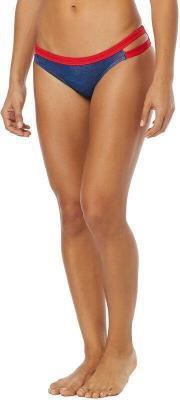 TYR Sandblasted Cove Bikini dół Kobiety, navy XS 2020 Bikini
