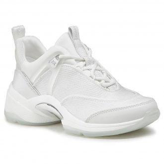 Sneakersy MICHAEL MICHAEL KORS - Sparks Trainer 43S1SPFS6D Optic White
