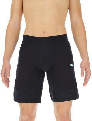 UYN City Running Shorts Men, czarny M 2021 Spodnie do biegania