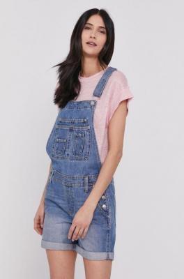 Pepe Jeans - Ogrodniczki Abby Fabby