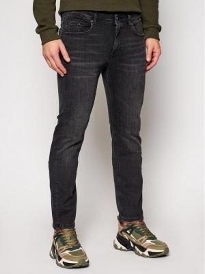 KARL LAGERFELD Jeansy Regular Fit 5-Pocket 265840 502830 Czarny Regular Fit