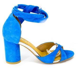 Sandały Badura 4362-69 Niebieski