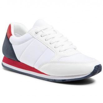 Sneakersy S.OLIVER - 5-23680-26 White Comb. 110