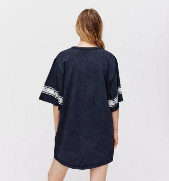 Oversizowa długa koszulka