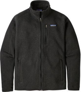 Patagonia Better Sweater Kurtka Mężczyźni, czarny M 2021 Bluzy polarowe