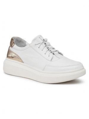 Carinii Sneakersy B6088-187-180-000-000 Biały