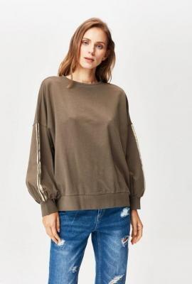 Bluza z lampasam