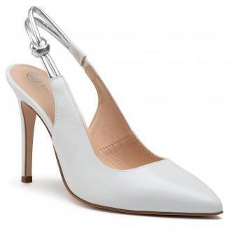 Sandały SOLO FEMME - 34313-32-H52/000-05-00 Biały