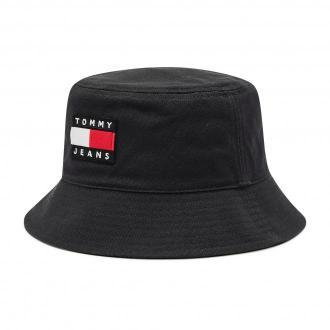 Bucket TOMMY JEANS - Heritage AM0AM07752 BDS