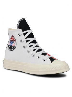 Converse Trampki Chuck 70 Hi 166747C Biały