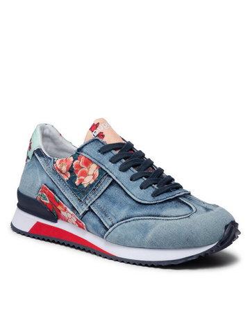Sneakersy 21WSKD04 Niebieski