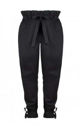HUDSON BLACK eleganckie spodnie plus size : size - 50