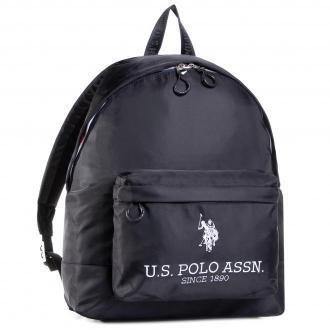 Plecak U.S. POLO ASSN. - New Bump Backpack Bag BIUNB4855MIA/005 Black/Black
