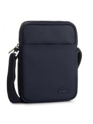 Lacoste Saszetka Slim Vertical Camera Bag NH2340HC Granatowy