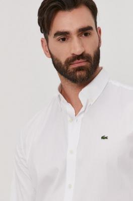 Lacoste - Koszula bawełniana
