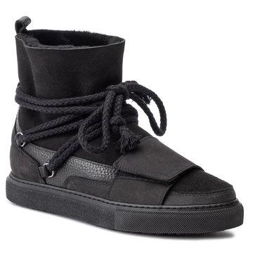Buty INUIKII - Sneaker 50202-50 Space Black