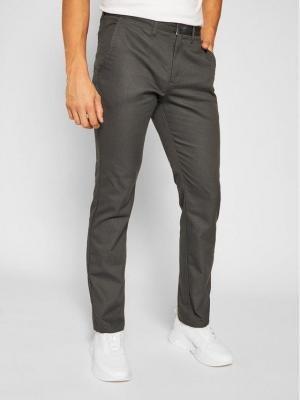 Vans Spodnie materiałowe Authentic VN0A3143 Szary Modern Fit