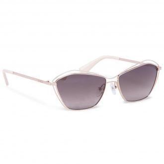 Okulary przeciwsłoneczne GUESS - GU7639 5932G Gold/Brown Mirror