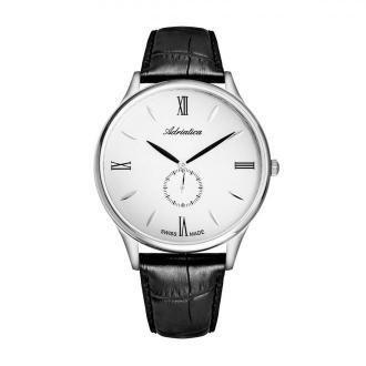 Zegarek ADRIATICA - A1230.5263QXL Black/Silver