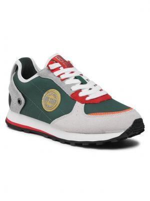 BIG STAR Sneakersy HH274541 Zielony